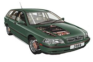 volvo s40 v40 owners manual 2000
