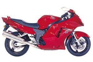 Honda CBR1100xx-7 1999-2007