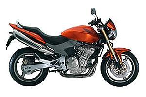 Honda CBF600 2004-2006