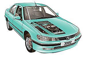 peugeot 406 (1999 2002) repair manuals Peugeot 306