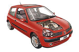 2001 renault clio sport 20 16v workshop manual