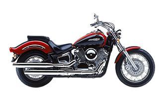 Yamaha 1100 Drag Star 1999 - 2009