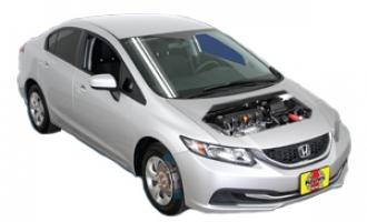 Honda Civic 2012 - 2015