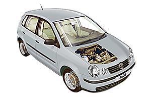 VW Polo Mk 3