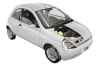 Ford Ka Haynes Manual Online Covering 2003 2008
