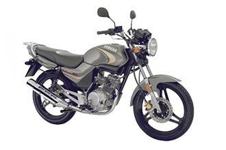 Yamaha YBR125 2005 - 2013