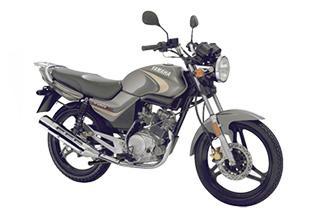 Yamaha YBR 125 Custom 2008 - 2009