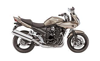 Suzuki GSF 1250 2007 to 2011