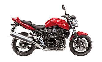 Suzuki GSF 650 2007 to 2011