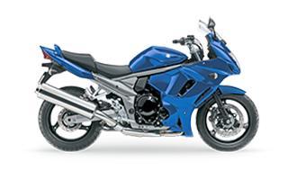 Suzuki GSX 1250F 2010 to 2014