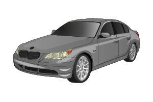 BMW 5-Series 2003-2010