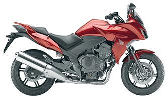 Honda CBF1000F 2011-2017