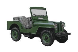 Jeep CJ 1949 - 1986