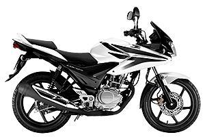 Honda CBF125 2009-2014