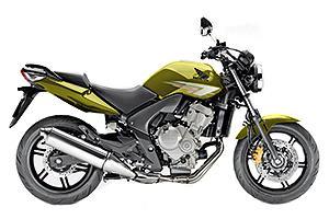 Honda CBR600F 2011-2012