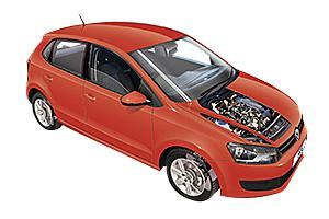 VW Polo Mk5