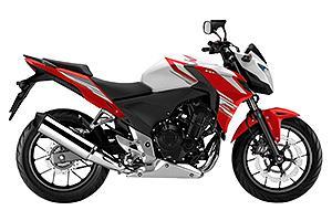 Honda CB500F 2013-2015
