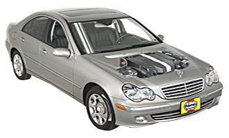 Mercedes-Benz C230 (01-07)