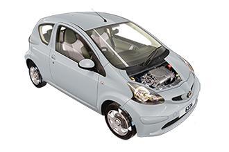 Citroen C1 petrol 2005-2014