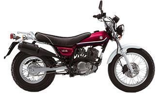 Suzuki RV125/200 VanVan 2003 - 2016