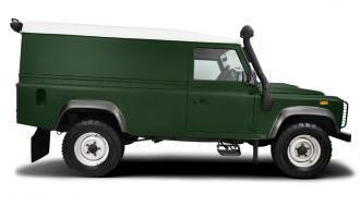 Land Rover Defender diesel 2007 to 2016