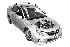 Subaru IMreza WRX 2002 - 2014
