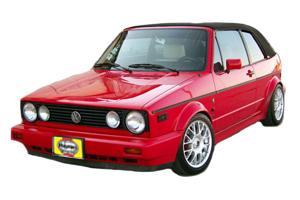 Volkwagen Cabriolet 1985 - 1992