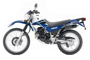 Yamaha XT225 (1992 - 2007) Repair Manuals on