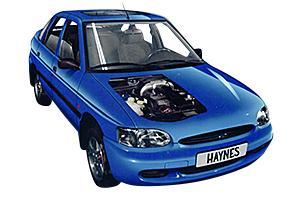 2002 ford escort repair