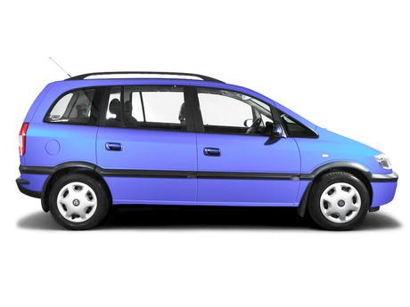 Opel Zafira 2005-2015