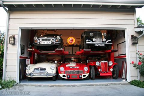 8 great garage set ups to inspire you haynes publishing