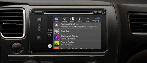 What can Apple CarPlay do?