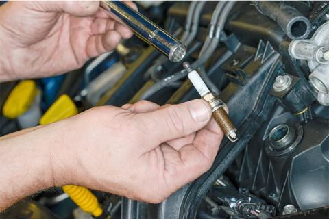 02 Change my spark plugs
