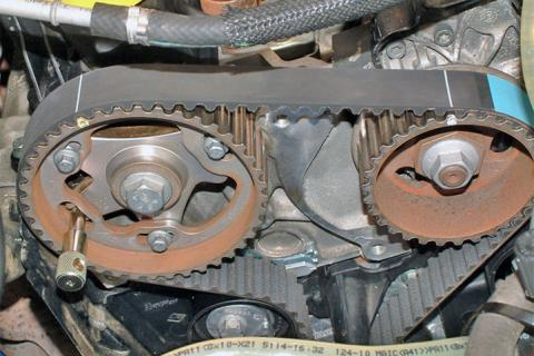 03 Check my timing belt (or ancillary belt)