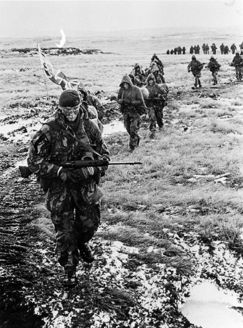 Haynes lifts the lid on Falklands War with new Operations Manual