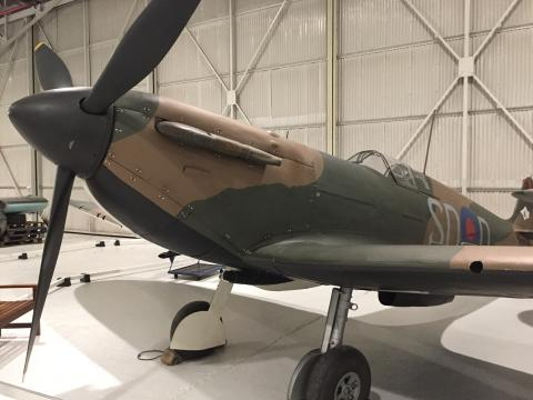 RAF Legends: Supermarine Spitfire - the early years