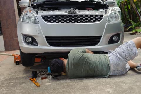The best places to work on your car