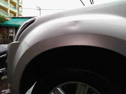 Basic Body Work: how to repair minor dents and dings on your