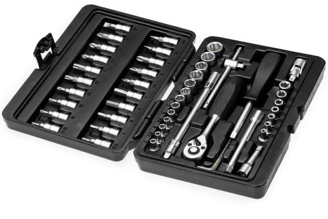 01 A basic socket set