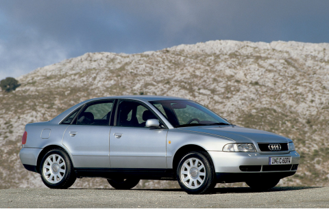 The first-generation B5
