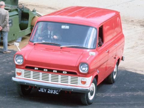 The Mk1 Transit