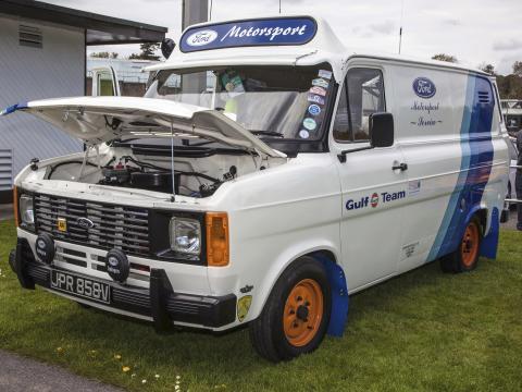 The Mk2 Transit