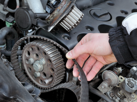 How to fix a squeaky belt on your vehicle