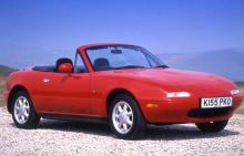 10 drivers' cars for under £2000 – Mazda MX5