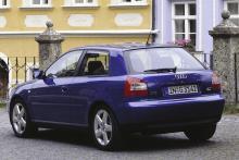 Audi A3 (Mk1/8L)