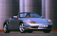 10 drivers' cars for under £2000 - Porsche Boxster (Cat C projects)