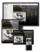 ford transit repair service
