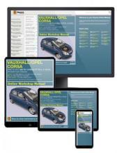 Vauxhall Corsa Haynes online manual