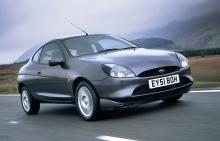 10 drivers' cars for under £2000 - Ford Puma