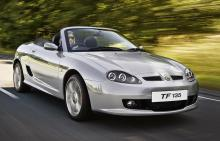 10 drivers' cars for under £2000 - MG TF